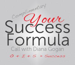 Your Success Formula
